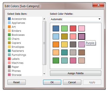 custom color tableau interview questions