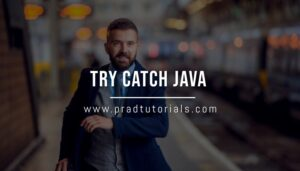 Try Catch JAVA
