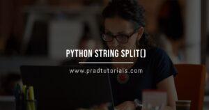 Python split