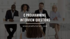 C interview questions