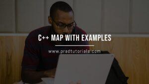 C++ map
