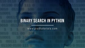 Binary Search in Python