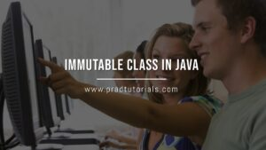 immutable class in java